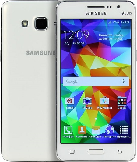 Samsung Galaxy Grand Prime VE Duos SM-G531H DS