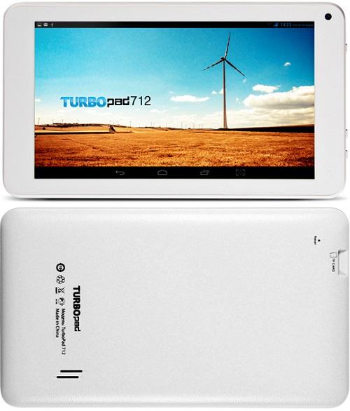 TurboPad 712