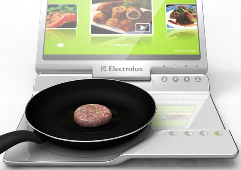 плита-ноутбук