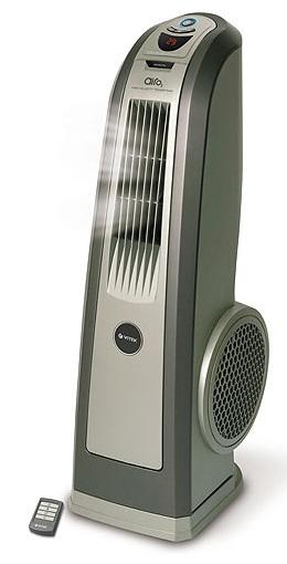 необычный вентилятор от vitek