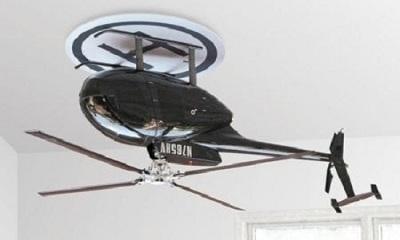 вентилятор-вертолет