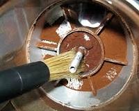 чистка кофемолки