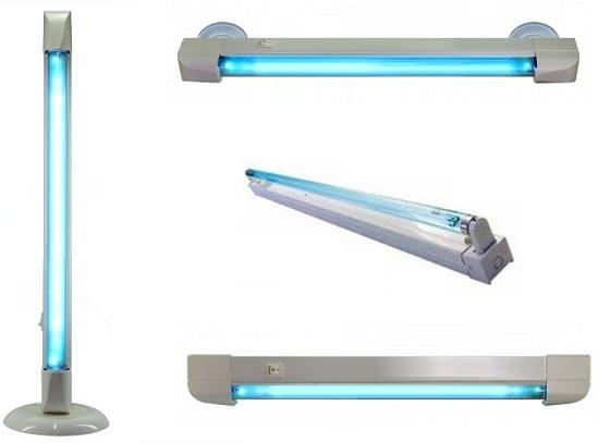 Кварцевая Бактерицидная лампа