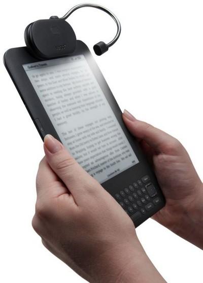 лампа для электроной книги