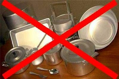 металлическая посуда не подходит для микроволновки