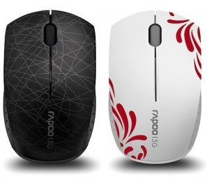 Rapoo 5G Wireless Super Mini Mouse3300p