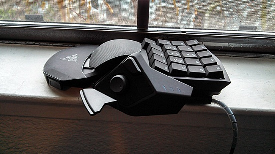 Razer Orbweaver Elite Mechanical Keypad