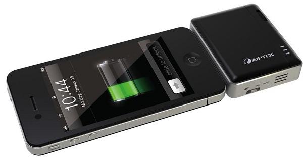 ультрапортативный проектор Aiptek MobileCinema i20