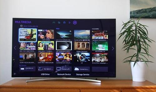 8 лучших 4k телевизоров с изогнутым экраном