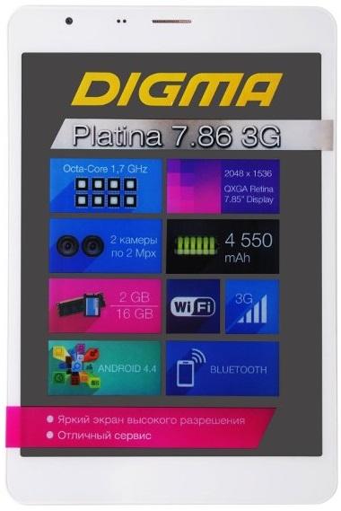 Digma Platina 7.86