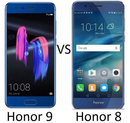 Huawei Honor 8 or honor 9 - whats better