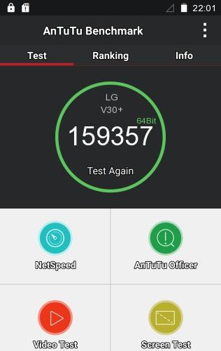 результат теста antutu lg v30 snapdragon 835