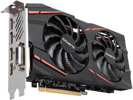 AMD Radeon RX 580 - видеокарта для майнинга