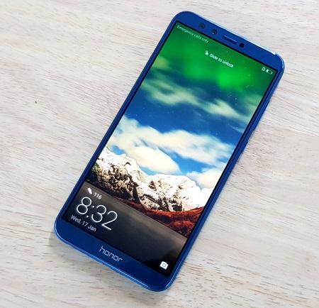 дисплей Huawei Honor 9 Lite
