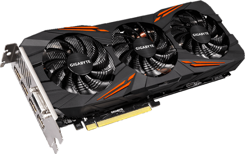 одна из лучших видеокарта для добычи криптовалют Geforce GTX 1070