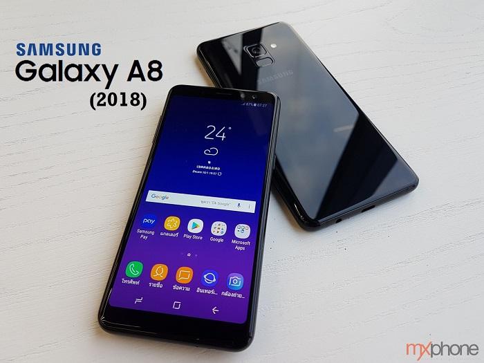 samsung galaxy a8 live