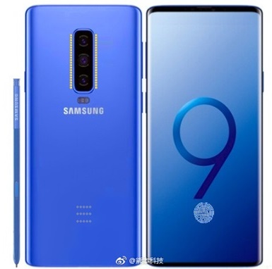samsung galaxy s9 note