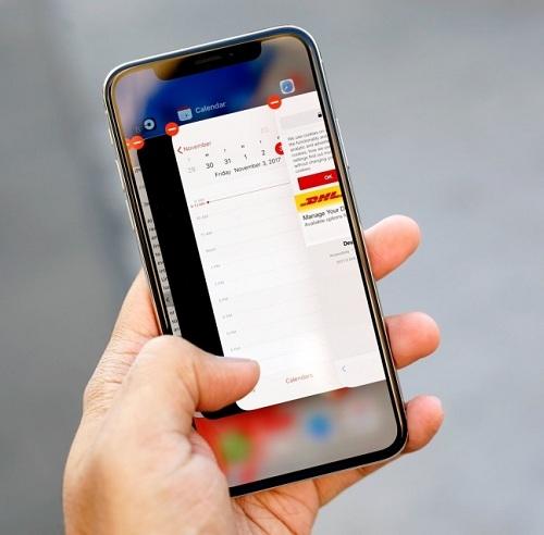 amoled экран iphone x