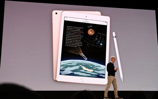 apple ipad для образования