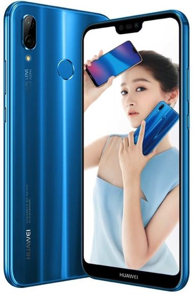 новый смартфон huawei nova 3e