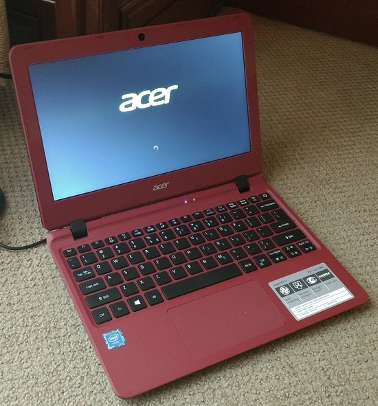 Acer Aspire ES1-132-C2L5