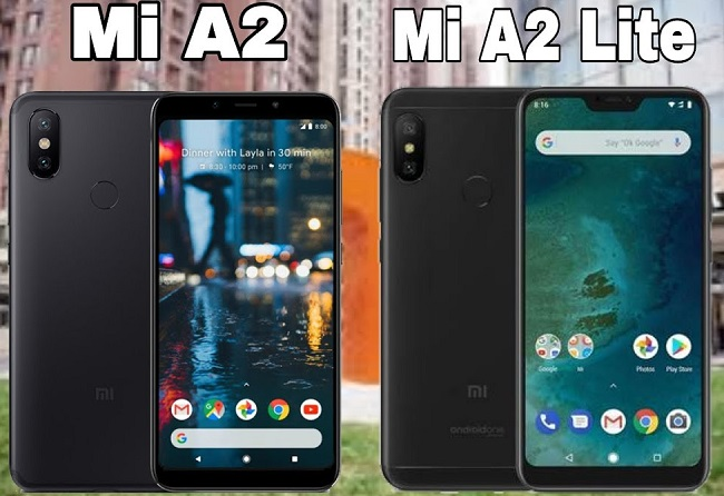 mi a2 vs mi a2 lite