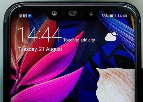 экран Huawei Mate 20 Lite
