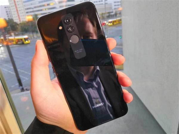 задняя панель Huawei Mate 20 Lite