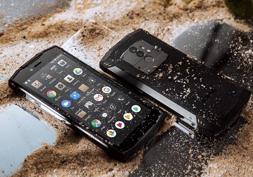 защищенный телефон Doogee S55