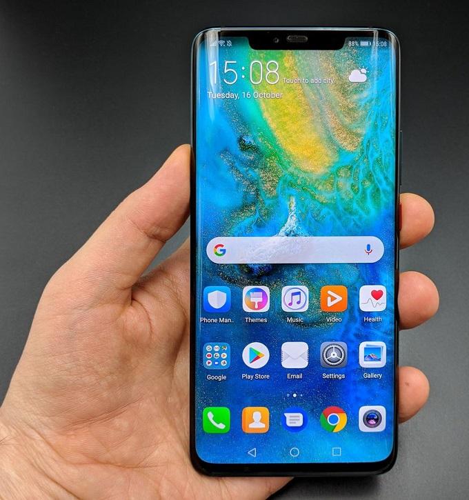 флагман Huawei Mate 20 Pro