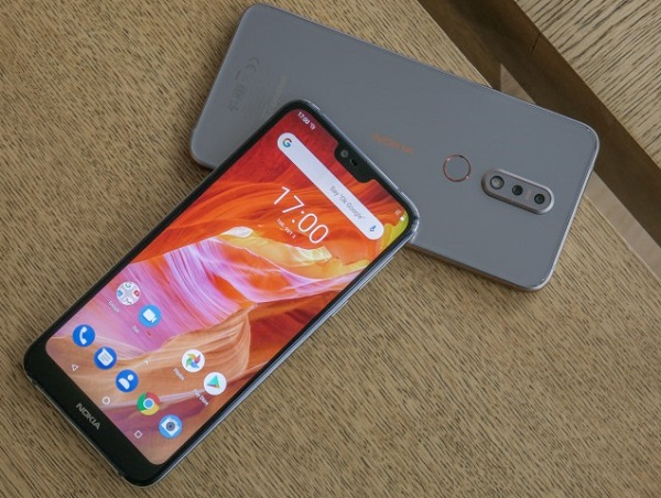 новый телефон nokia 7.1