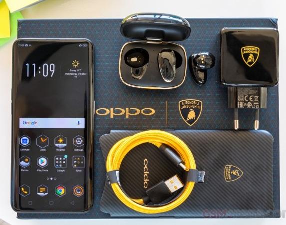 Oppo Find X Lamborghini Edition