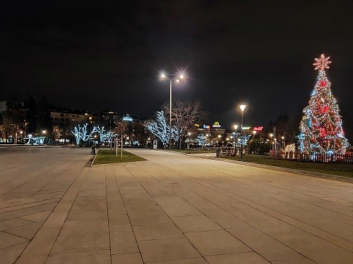 фото ночью на камеру oppo rx17 pro