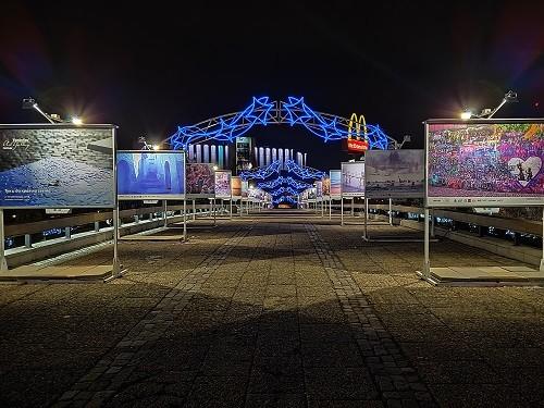 ночной снимок на камеру oppo rx17 pro