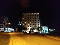 фото ночью на lg g7 широкоугольный объектив