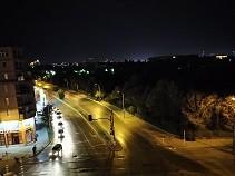 ночной кадр на nokia 7.1