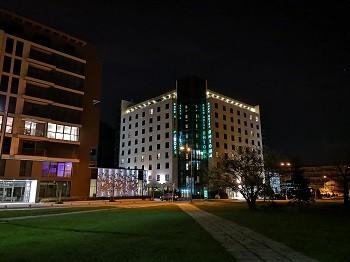 фото ночью huawei p20 pro