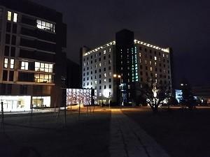 фото ночью на камеру Motorola G7 Power