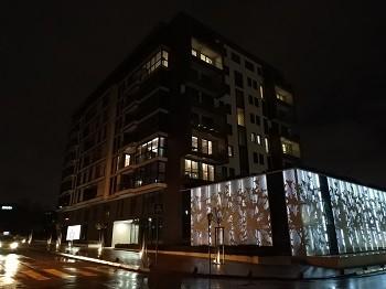 ночной снимок на Xiaomi Mi 8 Lite
