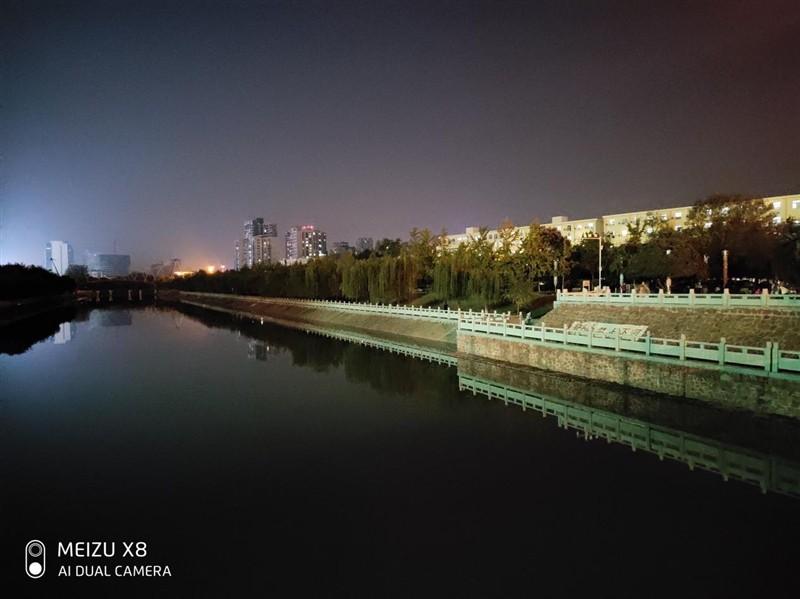 фотография на камеру meizu x8