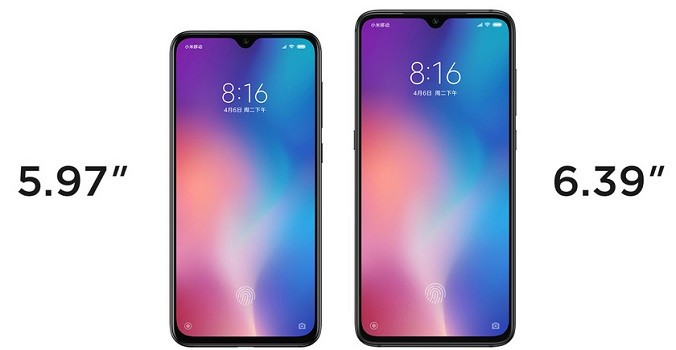 Xiaomi Mi 9 и Mi 9 SE