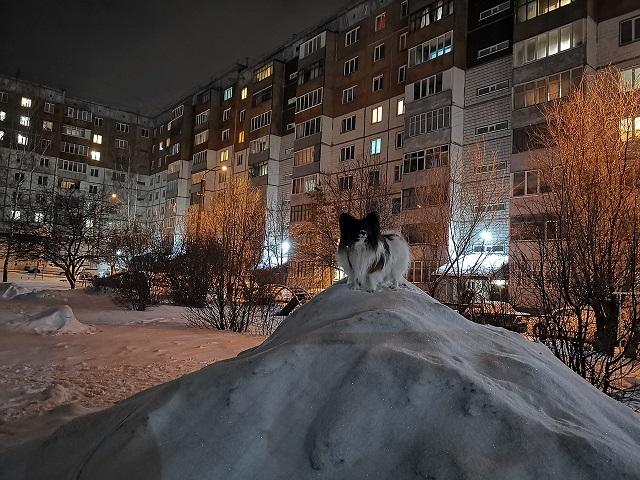 фото ночью huawei mate 20x