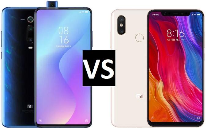 Xiaomi Mi 9T vs Mi 8