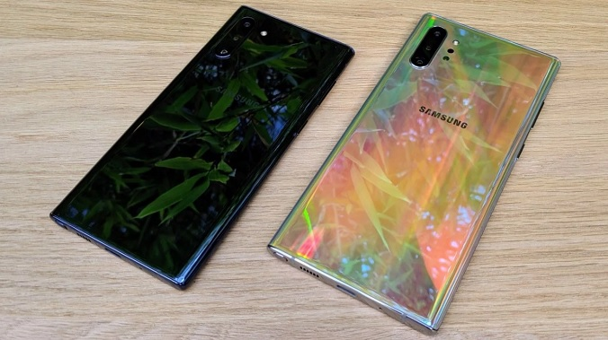 размер galaxy note 10 и note 10 plus