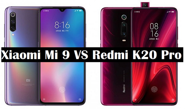 Redmi K20 Pro против Xiaomi Mi 9