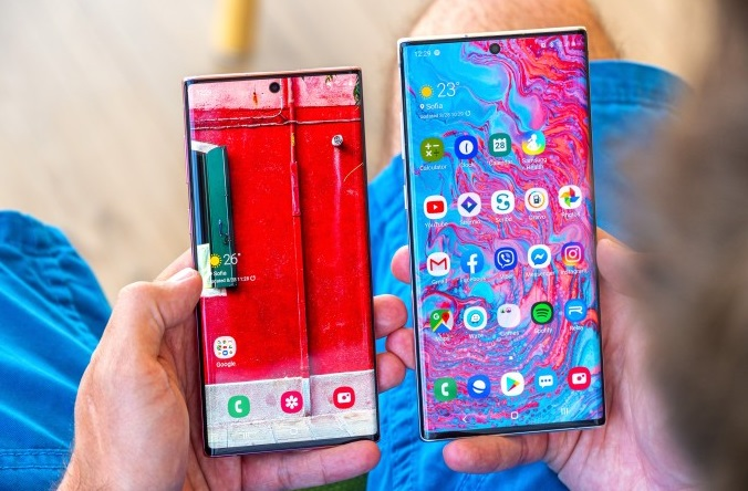 Note 10 и Note 10+