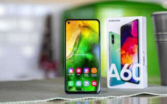 экран samsung a60