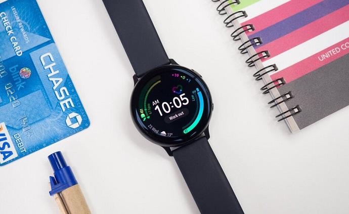 дизайн Samsung Galaxy Watch Active 2