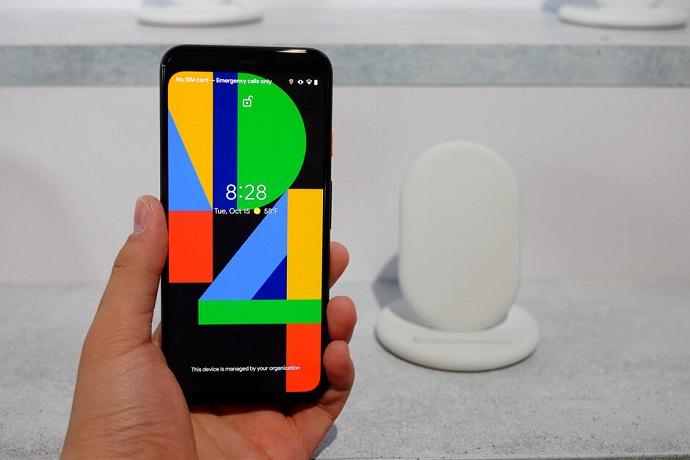 мартфон google pixel 4