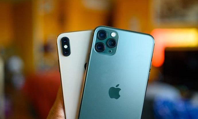 iphone 11 pro vs xs max